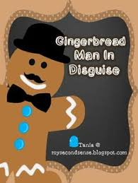 the elvis gingerbread man family project disguise gingerbread man