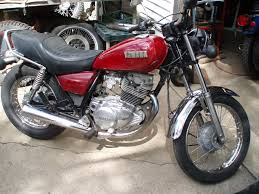 yamaha sr 250 pics specs and list of seriess by year