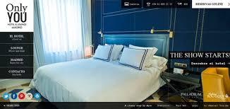 hotel website design 30 inspirational hotel and resort brand websites