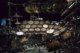 halloween monster background drums images huge drum kit hd wallpaper and background photos