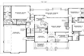 Craftsman Open Floor Plans Awesome Craftsman House Floor Plans Contemporary Best
