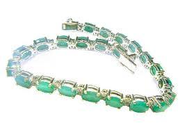 emerald bracelet white gold images Cheap bracelet white gold men find bracelet white gold men deals jpg