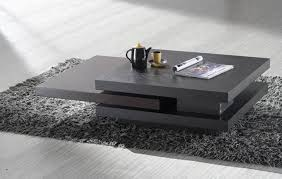 Wenge Contemporary Coffee Table Materialicious Modern Living - Coffe table designs
