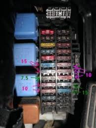240sx fuse box 1992 wiring diagrams instruction