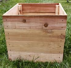 decor square planter box plans wood planter boxes plans