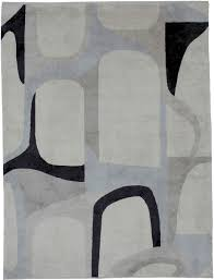 Synthetic Jute Rug Contemporary Rug Patterned Synthetic Fiber Rectangular