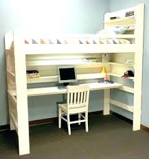 bunk bed table attachment bunk bed with table underneath bunk bed with desk underneath bunk