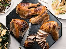thanksgiving table with turkey the best mail order turkeys for your thanksgiving table saveur