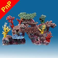 Amazon Instant Reef DM046PNP Artificial Coral Reef Aquarium