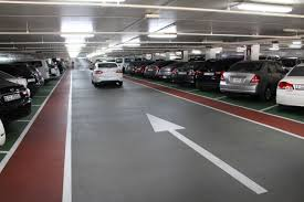 car park central mall epoxy flooring malaysia