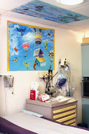 pediatric treatment roomasw cares for kids