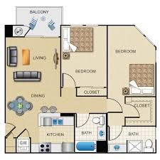 2 bed 2 bath floor plans the orsini availability floor plans pricing