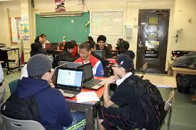 high school project hudson schools hudson high school of learning technologies district 2 insideschools