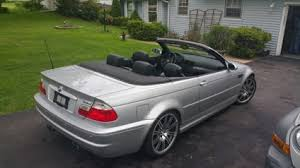2002 bmw m3 smg bmw m3 convertible in illinois for sale used cars on buysellsearch