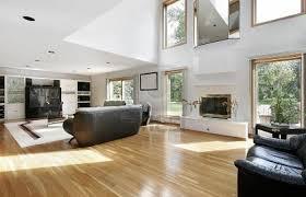 modern home decors modern open floor plan modular homes nj home deco plans within