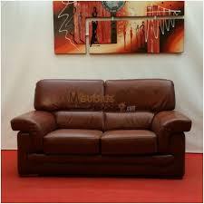 canape cuir marron 2 places canape cuir marron 2 places effectivement canapé contemporain 2