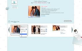 wedding photo album online wedding album photo create your professional wedding albums