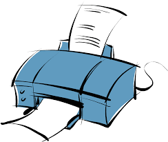 pictures of a printer free download clip art free clip art