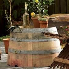 Whiskey Barrel Pub Table Pub Table Outdoor Foter