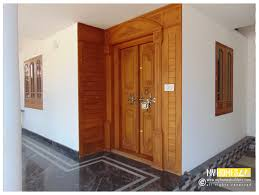 Wooden Main Door by Kerala Style Wooden Front Door Designs Youtube Kerala Home Front
