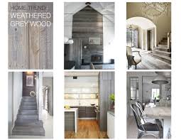 Grey Wood Floors Kitchen by Home Trend Weathered Grey Wood Cape Code Gray Wood Stains And