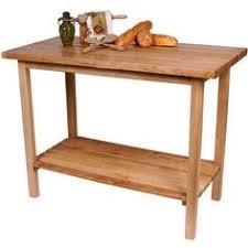 John Boos Cucina Culinarte Rolling Kitchen Cart By John Boos - Kitchen utility table