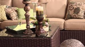 Biscayne Patio Furniture by Erwin And Sons Biscayne Rosewood Patio Furniture Overview Youtube