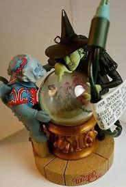 hallmark wizard of oz dorothy scarecrow tin glinda