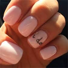 for brides best 25 wedding nails for ideas on