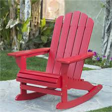 Red Rocking Chairs Unique Adirondack Rocking Chairs Beautiful Chair Ideas Chair Ideas
