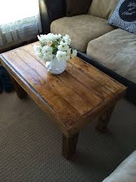 coffee table cost pallet coffee table 100 pallets