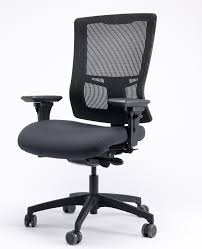 White Leather Office Chair Canada Desk Chair Seat Cover Velcromag