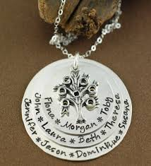 grandmother necklaces sted sterling silver 3 disc tree of necklace at sweet