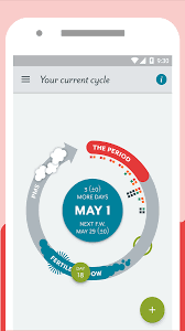 Why Is My Period So Light This Month Period Tracker Clue Period U0026 Ovulation Tracker Android Apps On