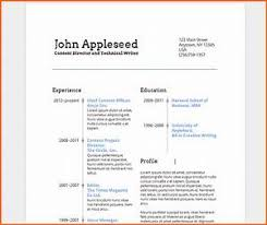docs resume templates free resume templates docs 88 images free docs