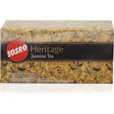 Teh Kotak Sosro 200 Ml Per Dus jual teh celup sosro 100 teabag 1 dus 36 pcs pesansembako