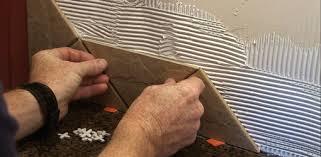 installing a ceramic tile backsplash over drywall today u0027s homeowner