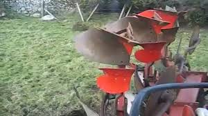 Wildfire Car Wf650 C by First Test Of The Plough Kverneland 3 Furrow Video Dailymotion