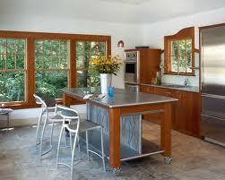 stainless steel kitchen island table stylish unique stainless steel kitchen island kitchens cool