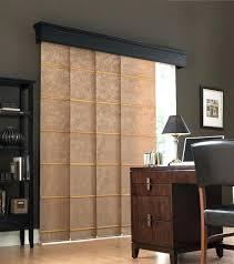 Patio Door Valance Patio Door Valance Fabulous Black Flat Panel Valance Blinds