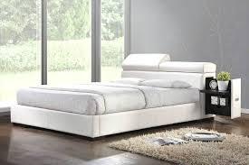White Platform Bed Frame Platform Bed Happyhippy Co