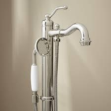 bathtub faucet shower attachment bathtub faucet with handheld shower head