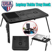 Bed Laptop Desk Laptop Bed Tray Ebay