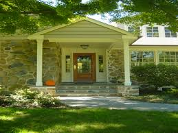 front step remodeling portico designs that suits the architecture
