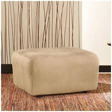 Loose Slipcovers For Sofas by Ottomans Ottoman Covers Walmart How To Measure A Sofa For Loose