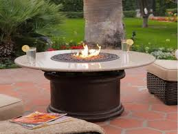 round propane fire pit table round propane fire pit table fire pit ideas