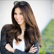 best hair color for a hispanic with roots 17 latina celebs who rock their natural hair color latina