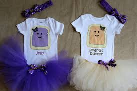 Peanut Butter And Jelly Costume Peanut Butter And Jelly Twin Set Boys Boy