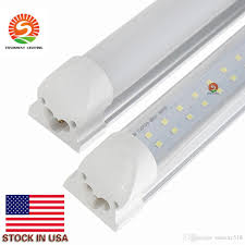 what is integrated led lighting t8 double row integrated led tube lights 288 leds 8ft 2400mm ultra