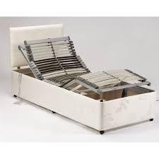 Adjustable Beds Frames Bedroom Terrific Black Metal Iron Adjustable Bed Frames As